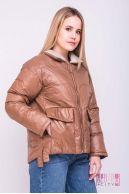 Куртка (колір - коричневий)