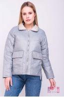 Куртка (колір - сірий)