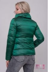 Куртка (колір - зелений)