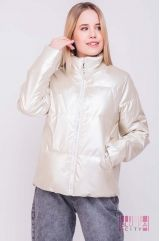 Куртка (цвет - молоко)