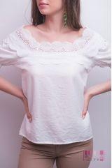 Блузка (колір - білий)