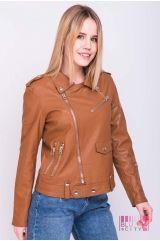 Куртка (цвет - коричневый)