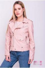 Куртка (колір - персик)