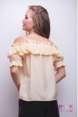 Блузка (колір - жовтий)