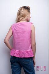 Блузка (цвет - малина)