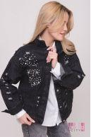 Куртка (колір - темно-сірий)
