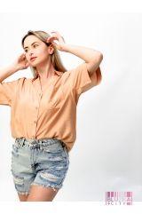 Блузка (колір - бежевий)