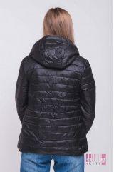 Куртка (колір - чорний)