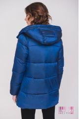 Куртка (цвет - темно-синий)