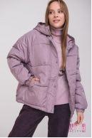 Куртка (цвет - сиреневый)