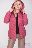 Куртка (цвет - грязно-розов.)