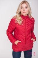 Куртка (колір - червоний)