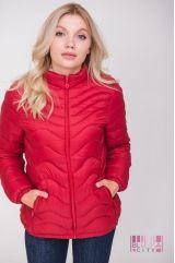 Куртка (цвет - красный)