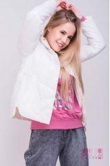 Куртка (колір - білий)