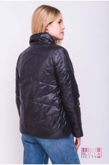 Куртка (цвет - черный)