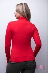 Водолазка (колір - червоний)