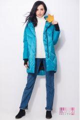 Куртка (цвет - бирюза)
