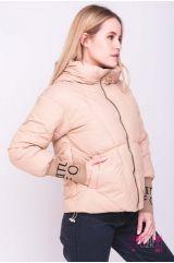 Куртка (колір - рожевий)