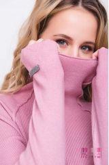 Джемпер (колір - брудно-рожев)