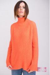 Джемпер (цвет - оранжевий)