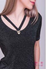 Джемпер (колір - чорний)