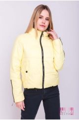 Куртка (цвет - желтый)