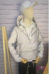 Куртка (цвет - серый)