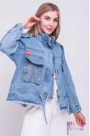 Куртка (цвет - синий)
