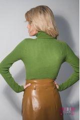 Водолазка (цвет - зеленый)