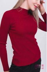 Джемпер (колір - бордо)
