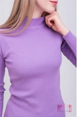 Джемпер (колір - фіолетовий)
