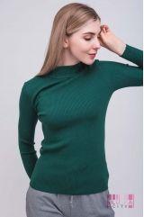 Джемпер (колір - темно-зелен.)