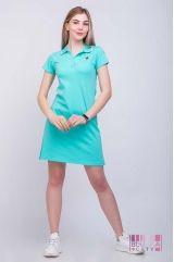 Сукня (колір - смарагд)