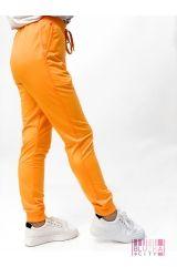 Брюки (цвет - оранжевий)