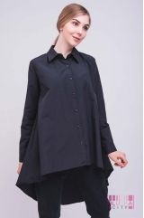 Блузка (колір - чорний)