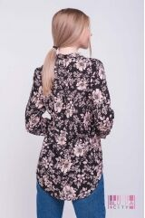 Блузка (цвет - розовый)