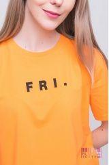 Футболка (колір - помаранчевий)