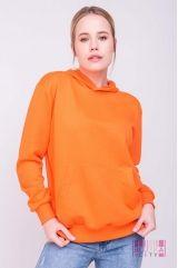 Толстовка (колір - помаранчевий)