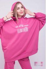 Комплект (колір - брудно-рожев)