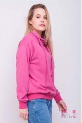Толстовка (колір - рожевий)