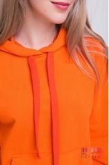 Толстовка (цвет - оранжевий)