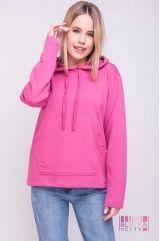 Толстовка (цвет - розовый)