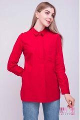 Блузка (колір - червоний)
