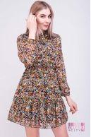 Платье (цвет - желтый)