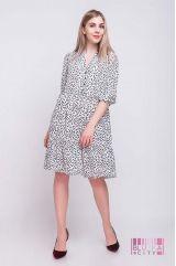 Платье (цвет - белый)