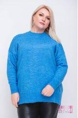 Джемпер (цвет - голубой)