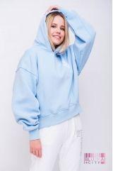 Джинси (колір - блакитний)