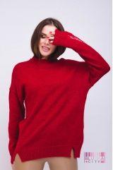 Джемпер (колір - червоний)