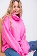 Свитер (цвет - розовый)