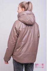 Куртка (цвет - темно-бежев.)